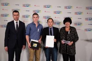 Ehrenamtspreis BW 2014 - Urkundenverleihung